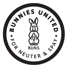 Bunnies United for Neuter & Spay
